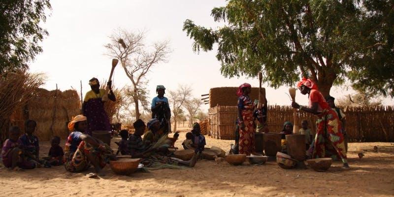 A village in rural Niger. Photo © Aoife McCullough/ODI