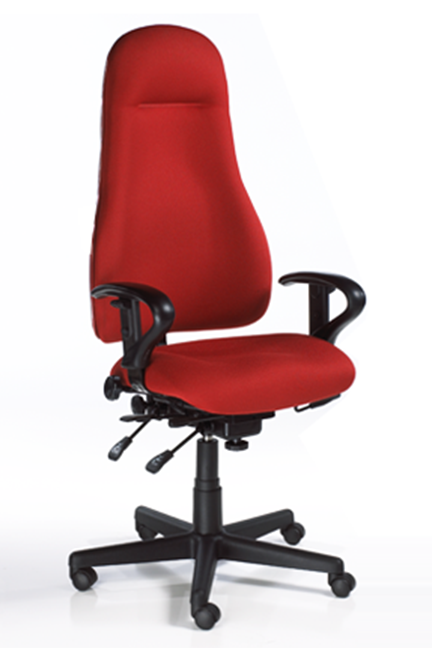 Threefold support is essential for an ergonomic and intensive use office chair. The Accura series contains various features that provide ergonomic support to the user while seated.