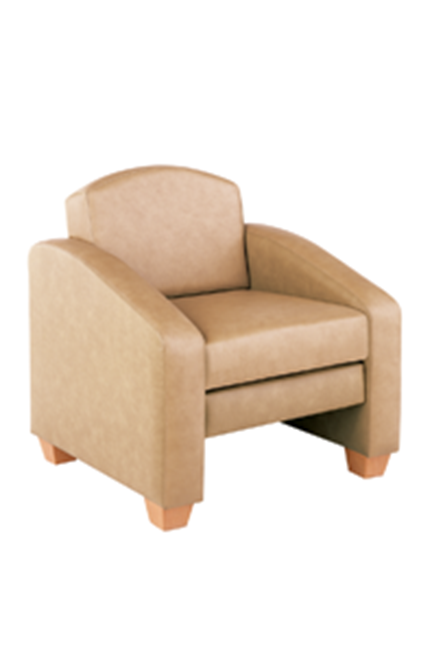 Duchess Series lounge seating is GREENGUARD Indoor Air Quality Certified for a healthier environment, and meets the requirements for low-emitting materials LEED credit 4.5