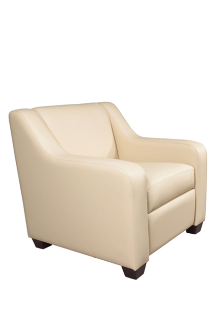 Waterfall Series lounge seating is GREENGUARD Indoor Air Quality Certified for a healthier environment, and meets the requirements for low-emitting materials LEED credit 4.5