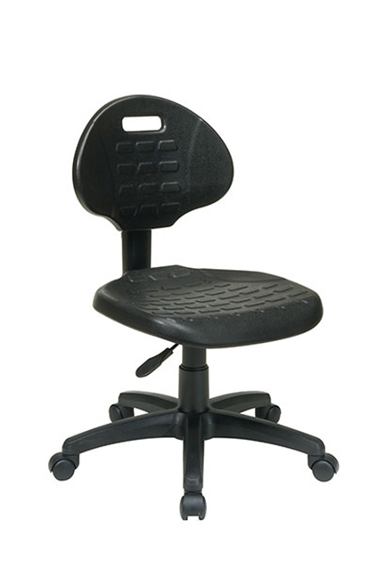 Task Chair with Self-SkinnedUrethane Seat and Back