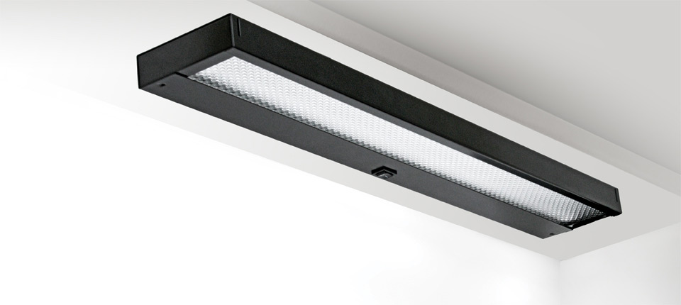 Dazz—SL™ task lights provide just the right amount of light for your work space. Streamlined lighting design quietly complements any panel system aesthetic for your work space.
