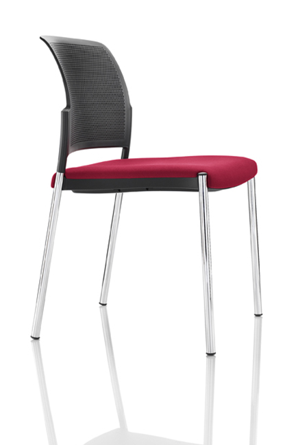 Modern yet practical, light and versatile - Mars offers a slim, refined and unique aesthetic that is perfect for any meeting, visitor, and conference area offering a superior level of comfort.