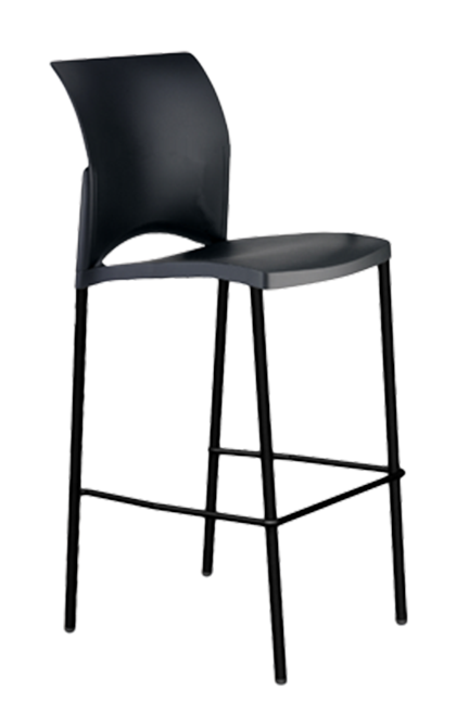 Simple, seamless lines give Linea chairs a distinctly designer look. With a wide choice of models and configurations, there's one just right for any work space.