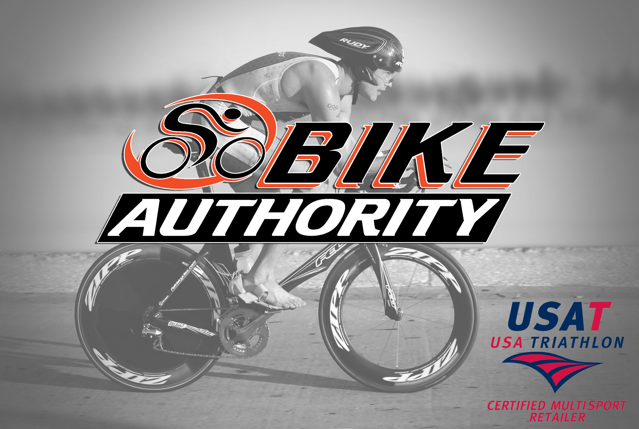 Bike Authority is a USAT certified Multisport retailer