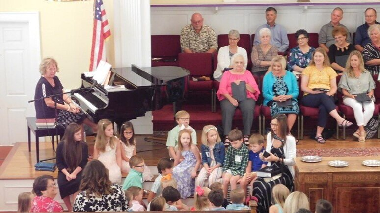Children's Ministry - We love children at Harlem Baptist! Ministry to children and their families are a vital part of our church. We desire to help children experience and show the Love of Christ. A large part of our ministry is to show the Love of Christ to all of the children in our community whose families may or may not attend HBC. What a blessing it is to see children develop a Love for God and to see them show that Love to others.