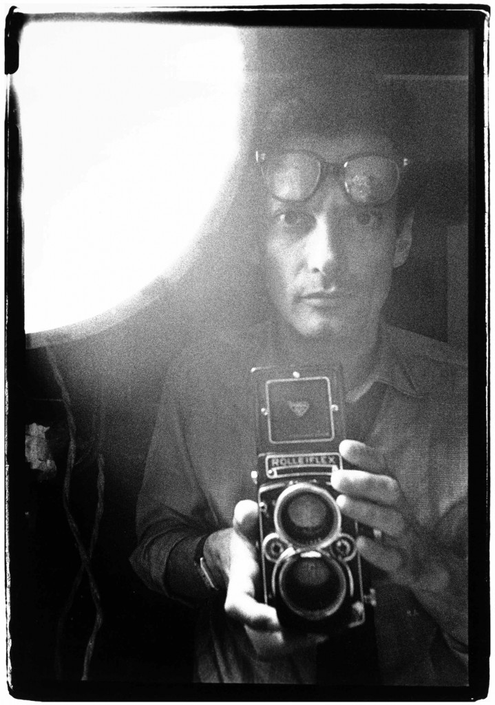 Richard-Avedon-self-portrait-New-York-ca-1963