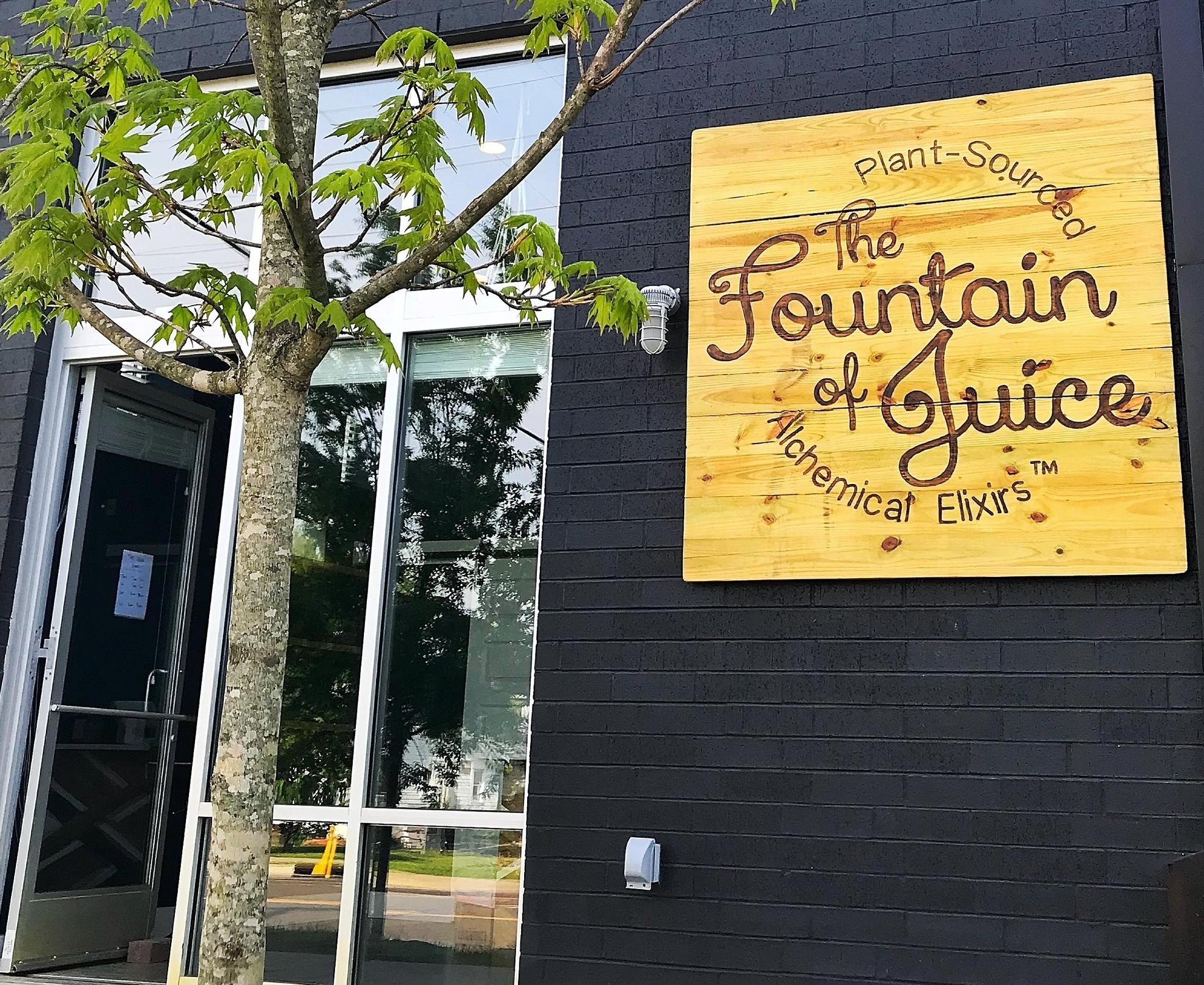 The Fountain of Juice Shop Nashville