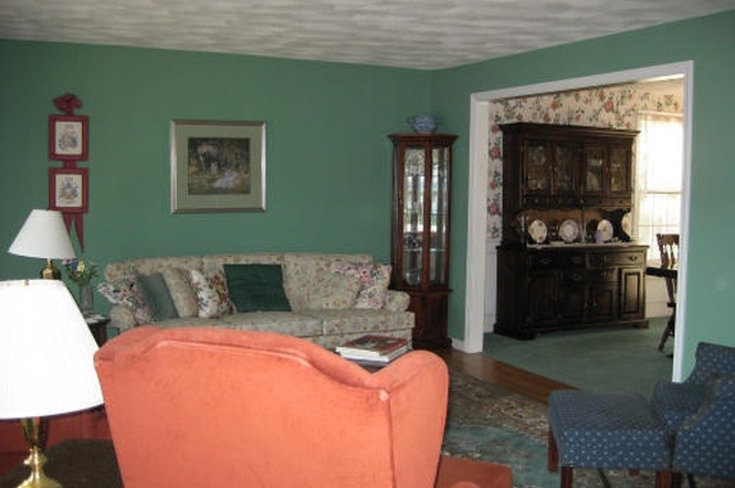 Before, from the real estate listing in 2010.