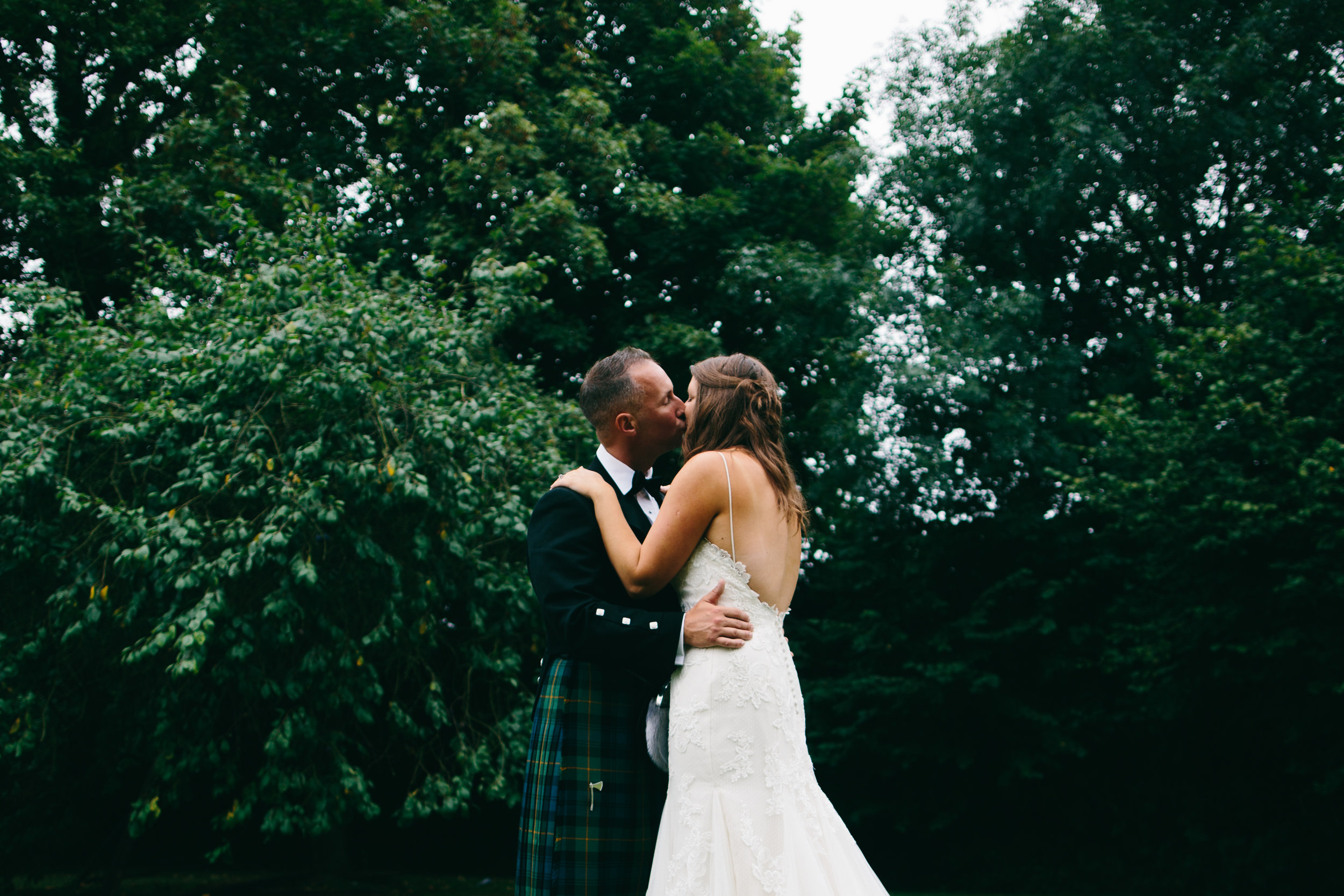 MR & MRS LAURIE -