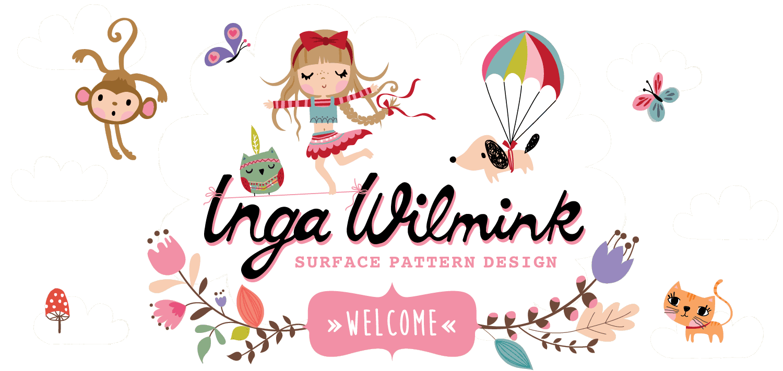 Inga Wilmink - Surface Pattern Designer