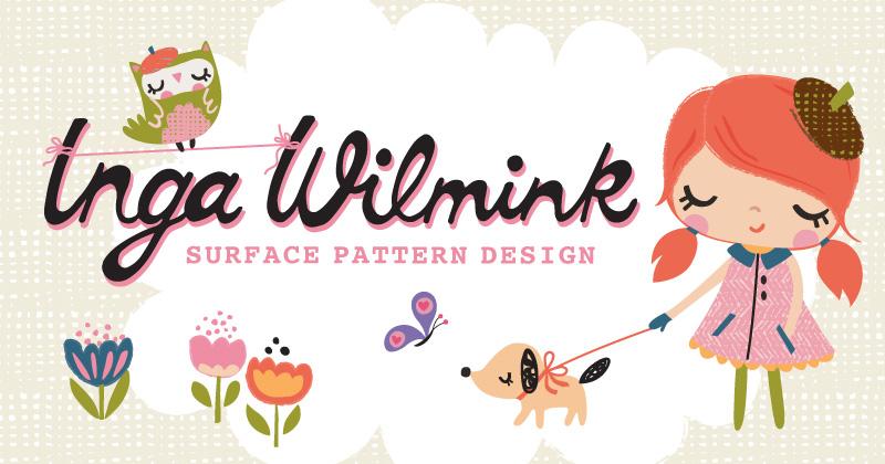 inga wilmink print & pattern directory