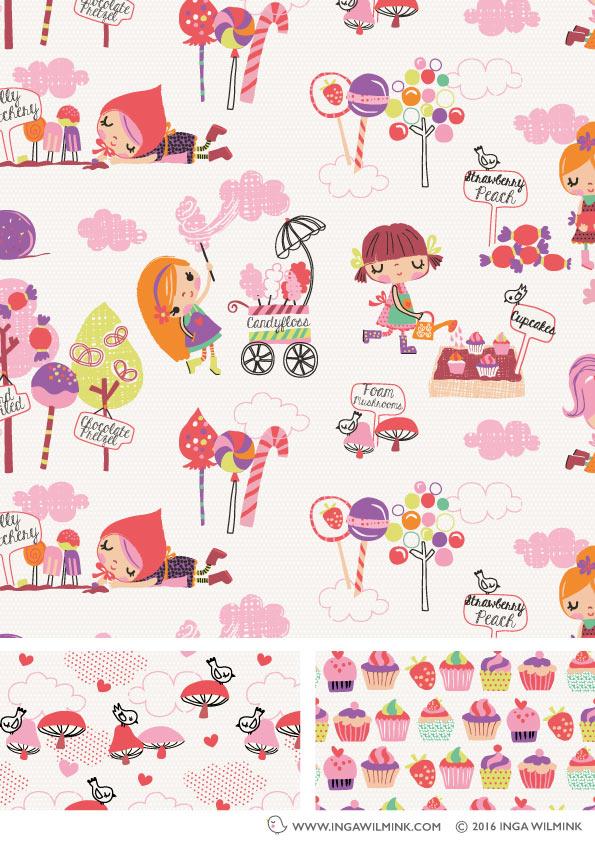 Inga Wilmink - Illustration - Sweet Life