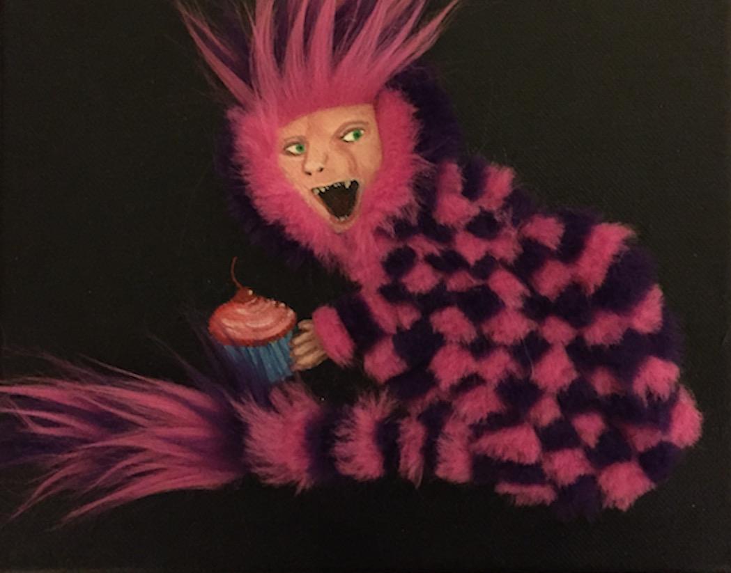 My Cupcake. Laura Hazlett