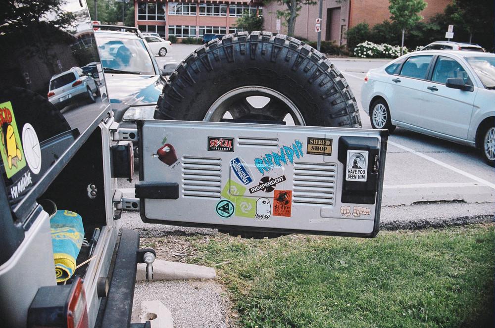 Mason's Truck