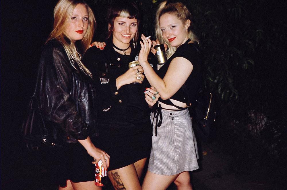 Maggie, Liv, Lilly