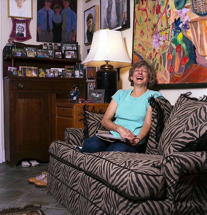 Favorite Chair environmental location portrait Rita.jpg