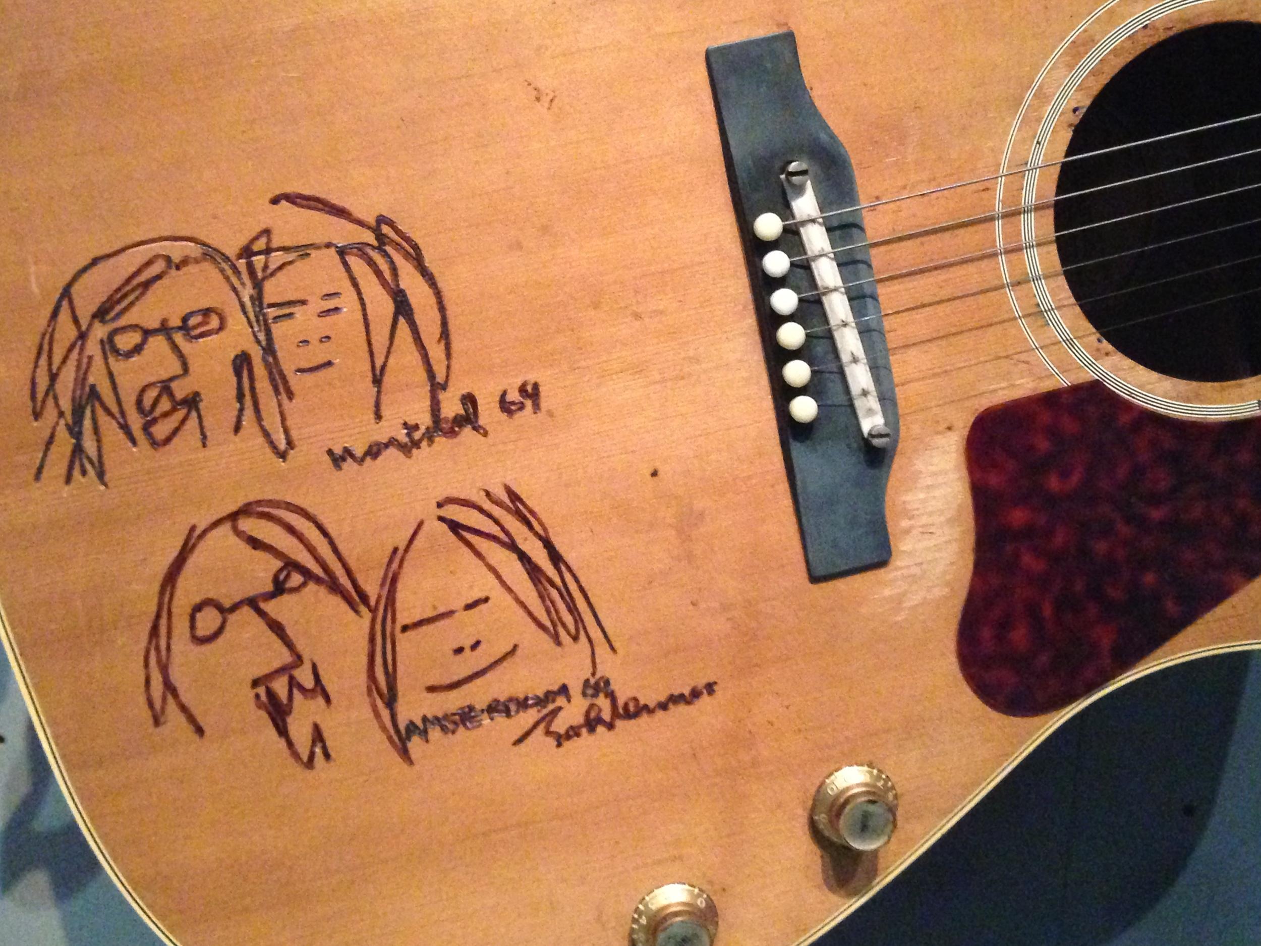 John Lennon's Guitar