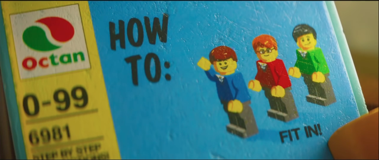 If there's one thing The Lego Movie taught us, it's that sometimes it's okay to follow instructions.