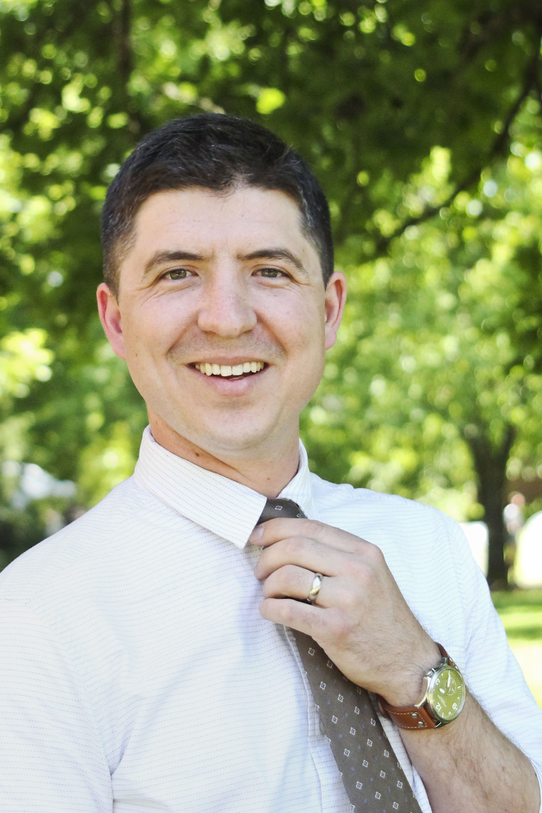 Mark C. Samples  Assistant Professor of Music