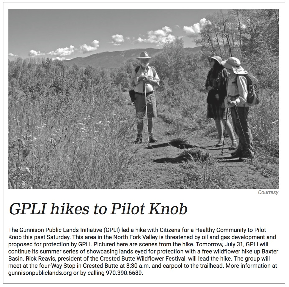 Pilot Knob Hike