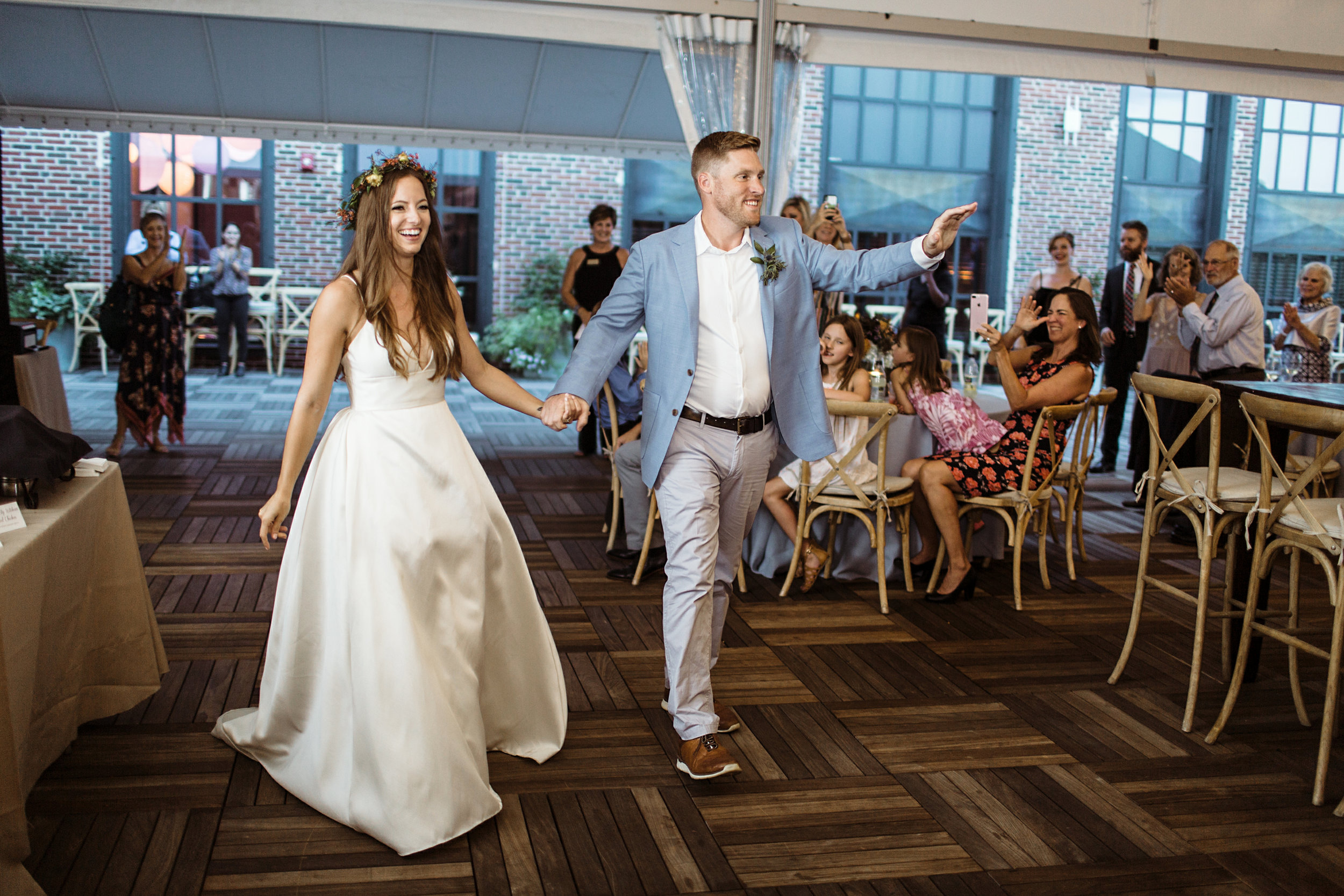 ponce city market wedding