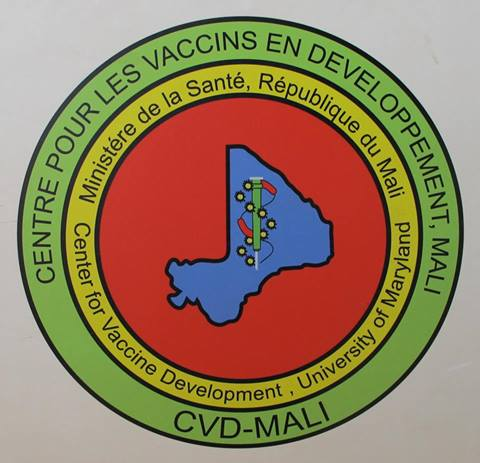 Visit to the CVD, the Center for Vaccine Development. Couldn't help but notice they have a great logo!