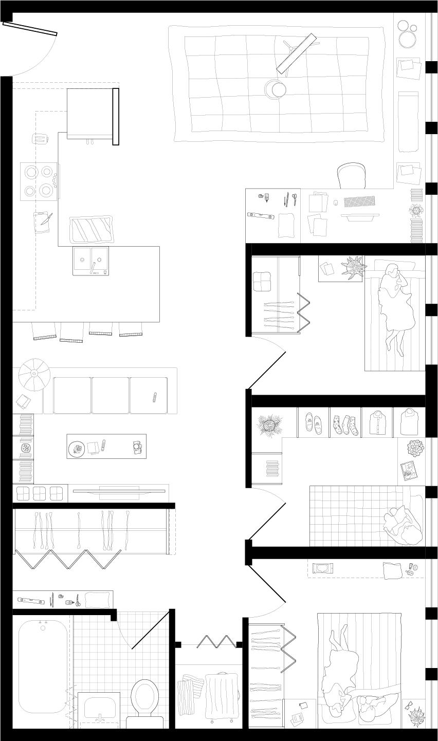 FAMILY — Three Bedroom