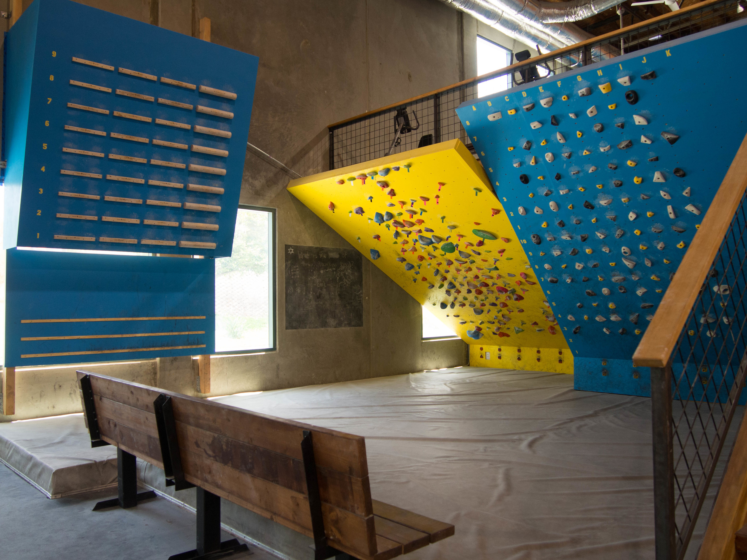 Bouldering Training – The Wall Climbing Gym