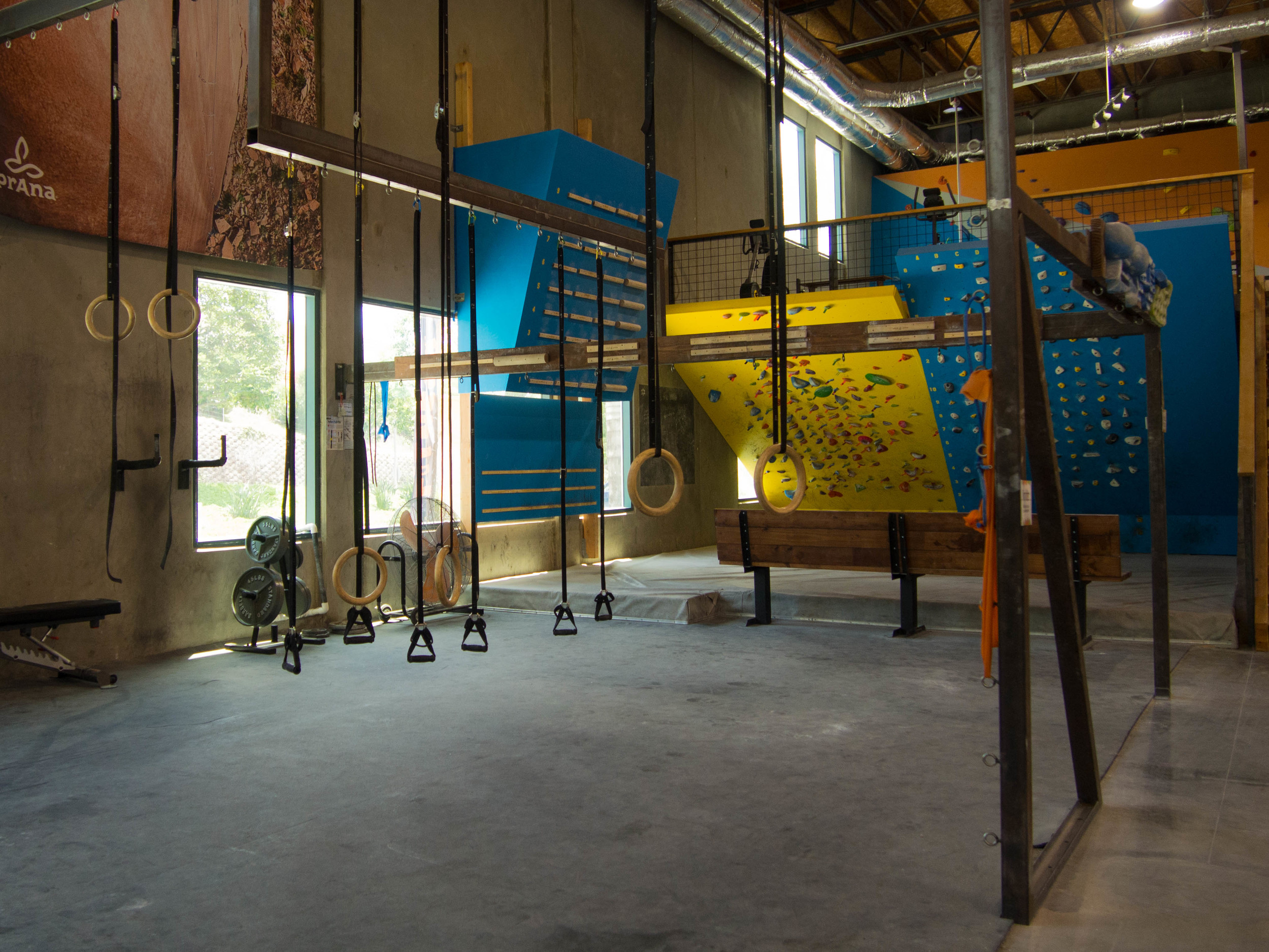 Climbing Class – The Wall Climbing Gym
