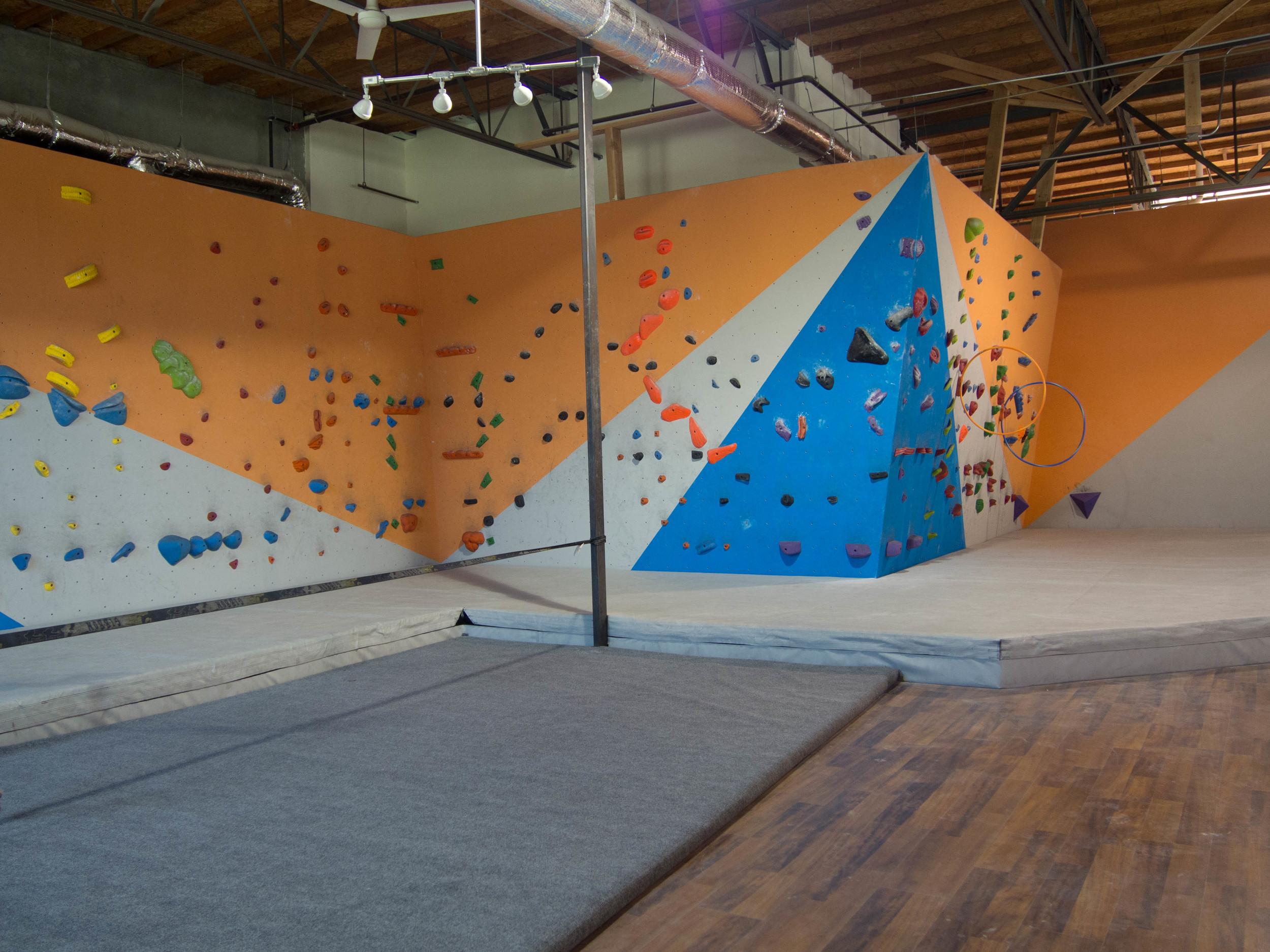 Rock Climbing & Bouldering San Diego