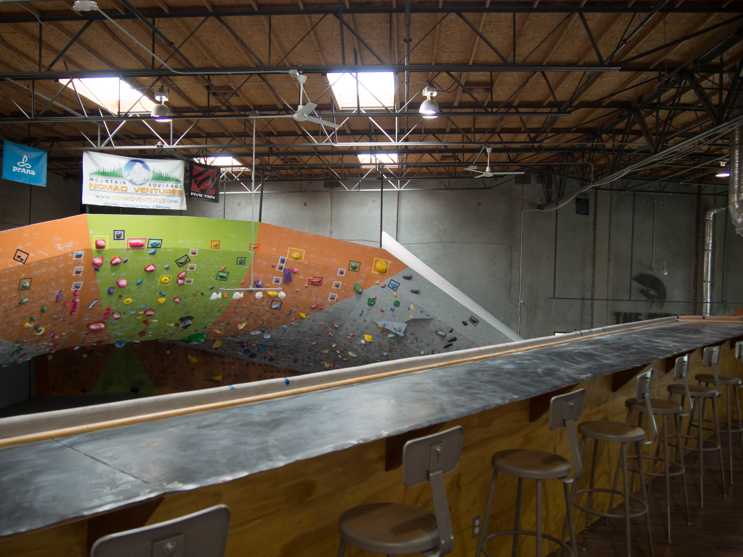 The Wall Climbing Gym – Vista San Diego