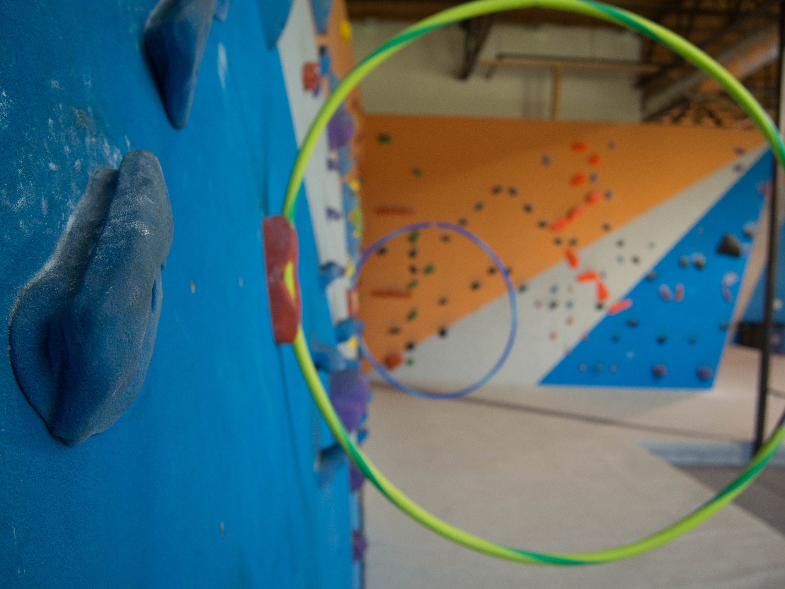 The Wall Climbing Gym – Birthday Celebration