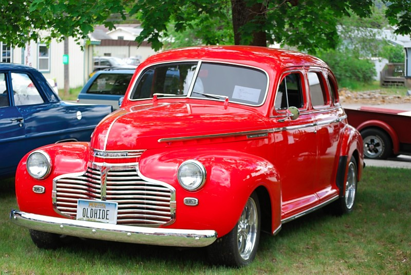 Mineral County car show