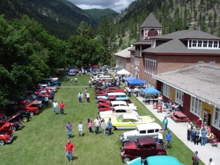 Join the fun and excitement of the Mineral County Car Show in Superior, MT