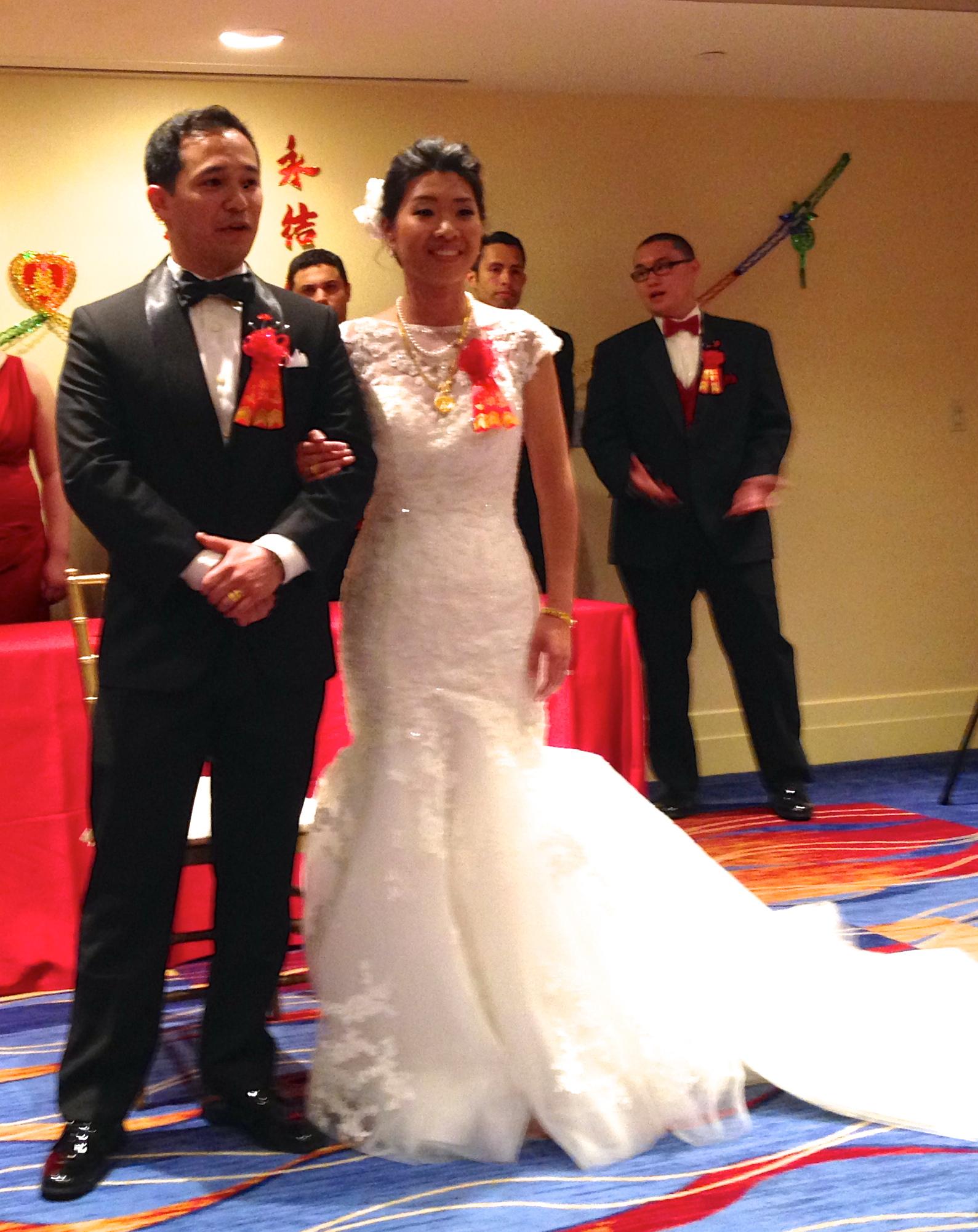 A Chinese/Jewish Wedding