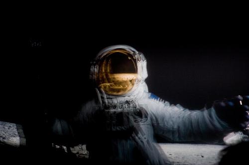 """""""Rock N' Roll Astronaut""""   Justin K. Jite   j:10 studios   www.justinhite.com"""