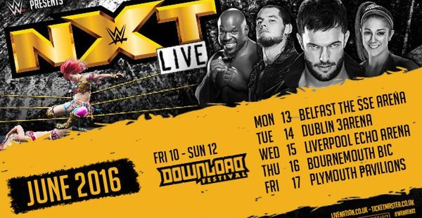 """WWE's """"NXT"""" brand features a fresh, young, and exciting mix from WWE's """"developmental"""" team, dubbed the """"new era,"""" and the most talented pro wrestlers from the independent scene."""