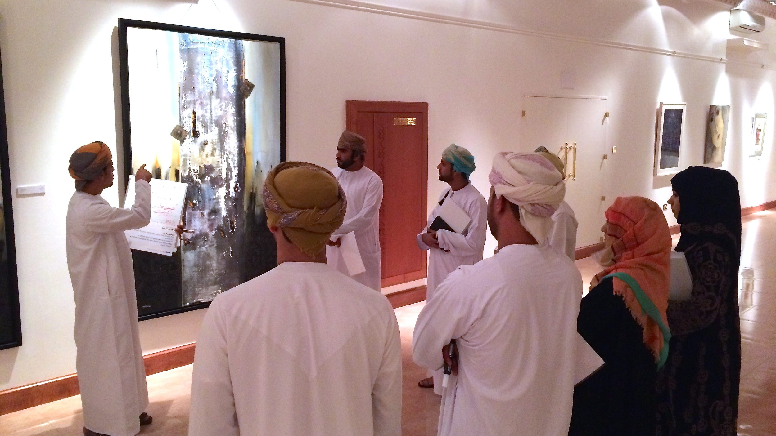 Image 2.Training the Trainers at Bait Al Zubair. Photo credit Creative Elements Collective.JPG