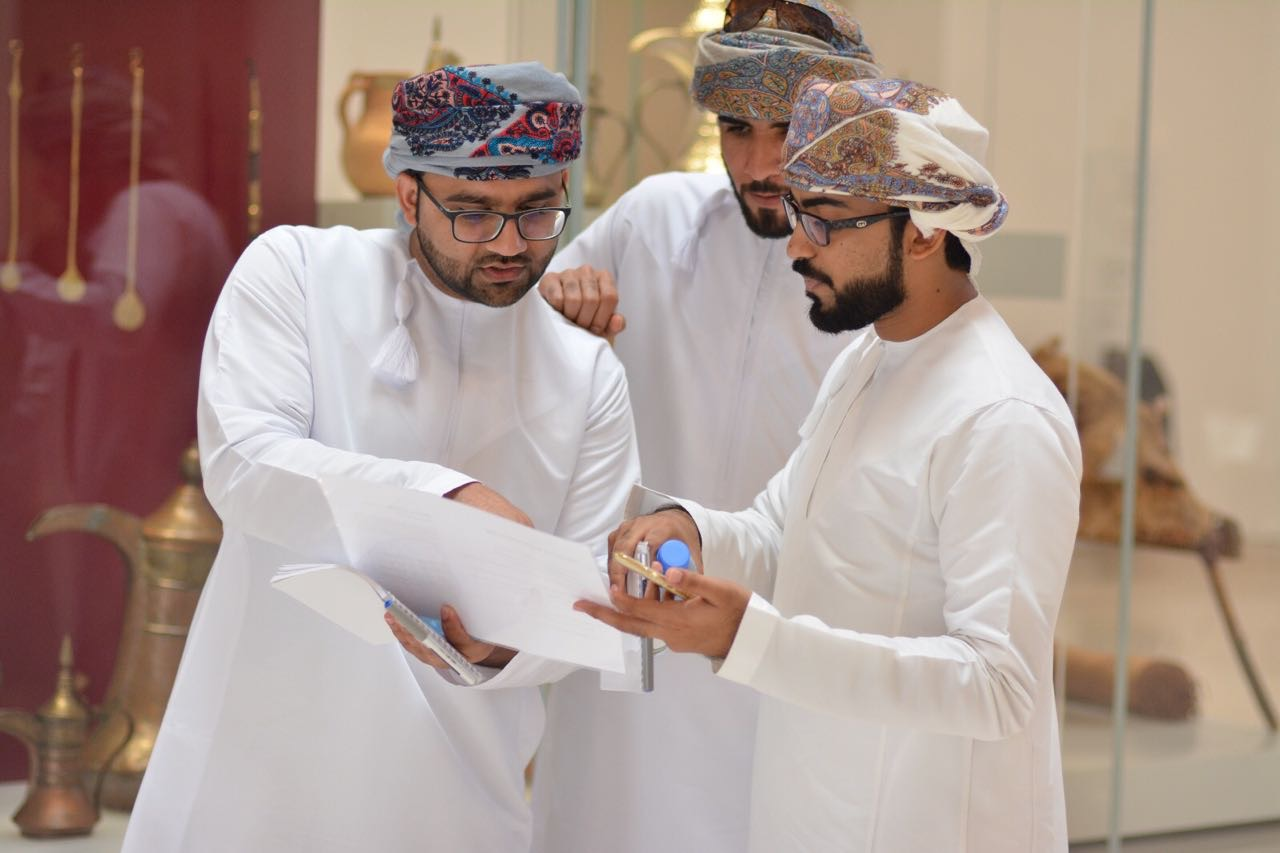 Photographs courtesy of  Said Al Nahawi
