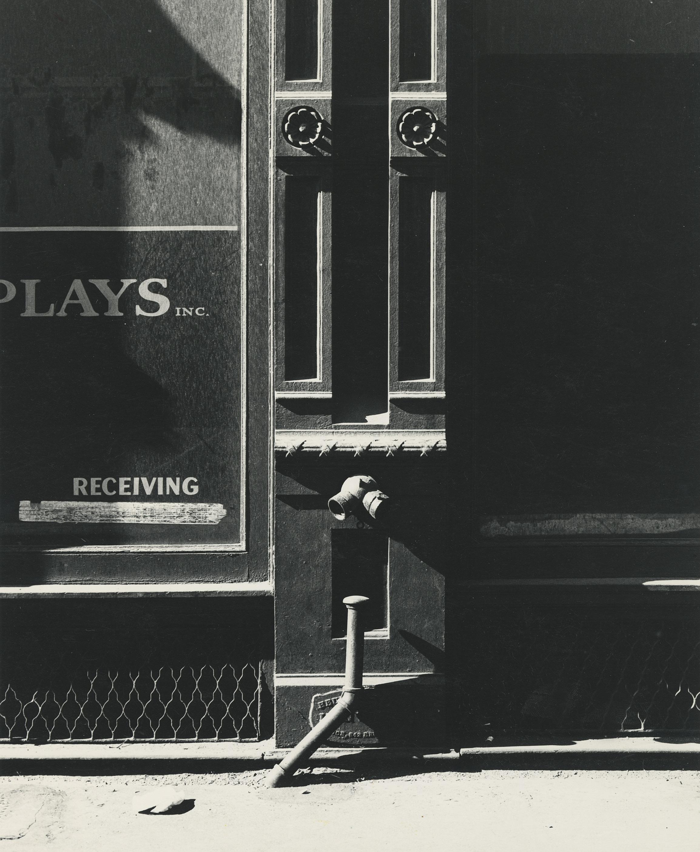 Untitled   c. 1970  vintage silver gelatin print  10 x 8 inches; 25.4 x 20.3 centimeters