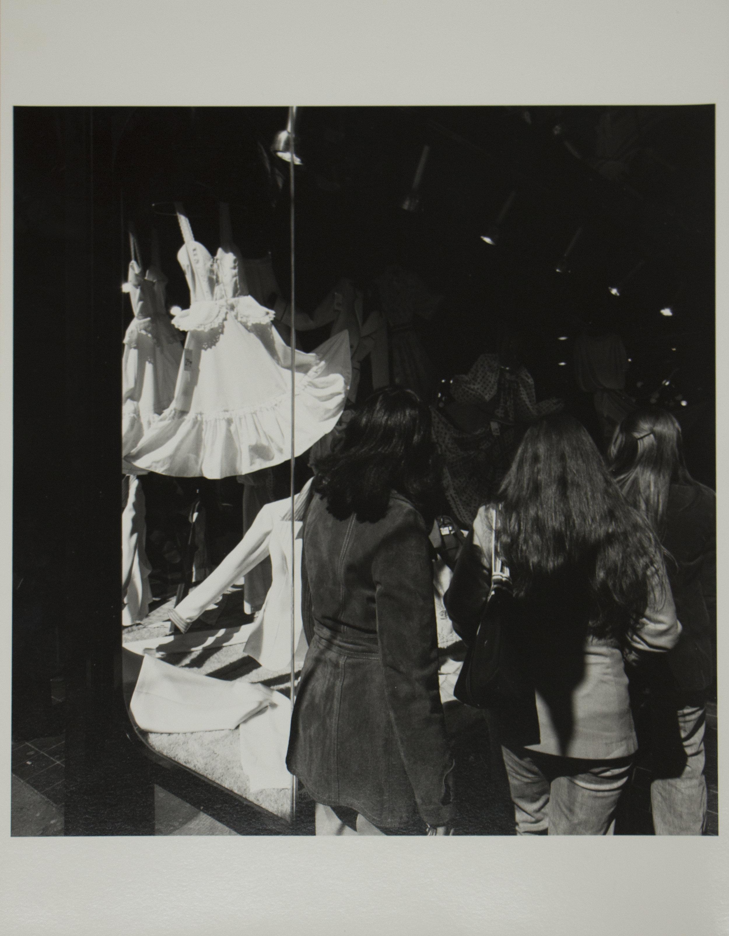 Untitled   c. 1970  vintage silver gelatin print  14 x 11 inches; 35.6 x 27.9 centimeters