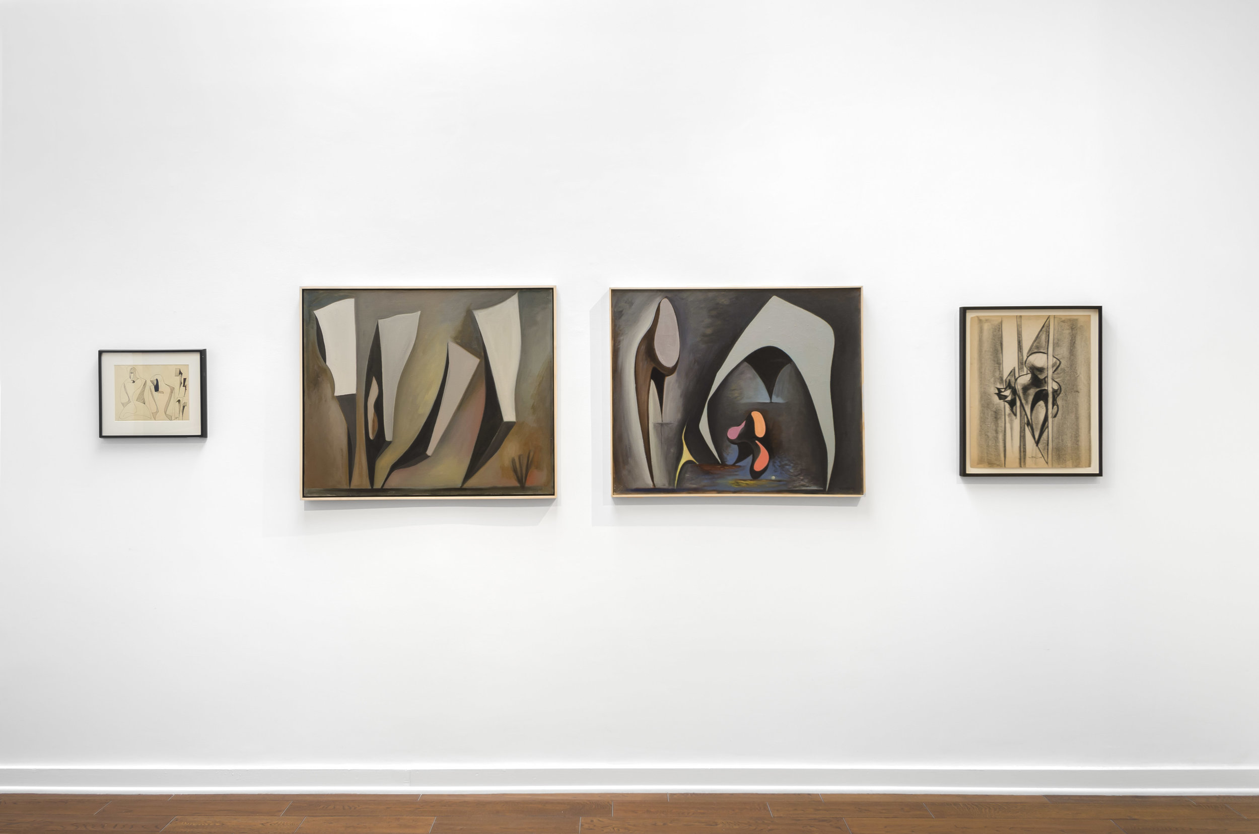 Lorser Feitelson: Figure to Form