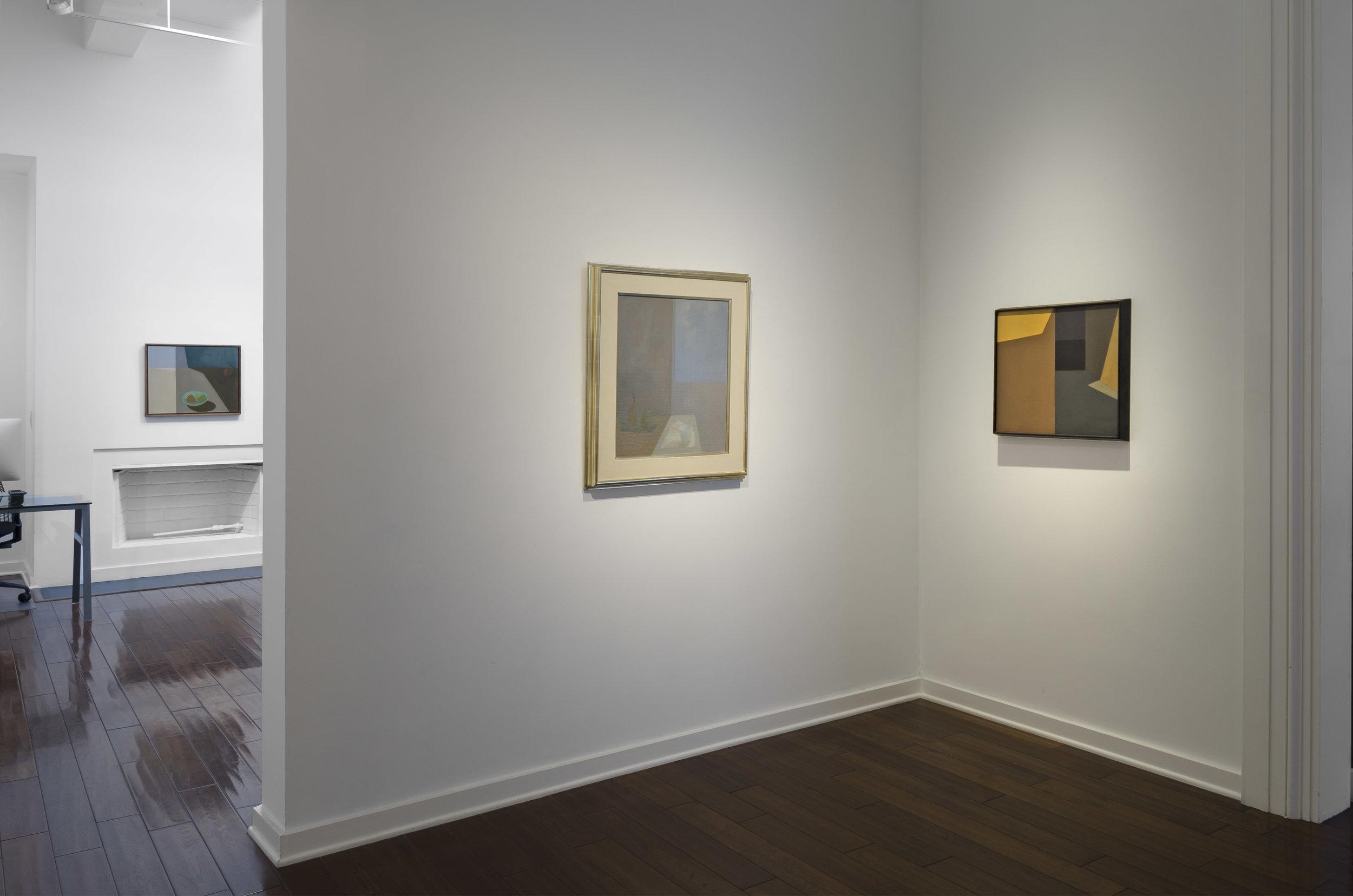 Helen Lundeberg: Interiors