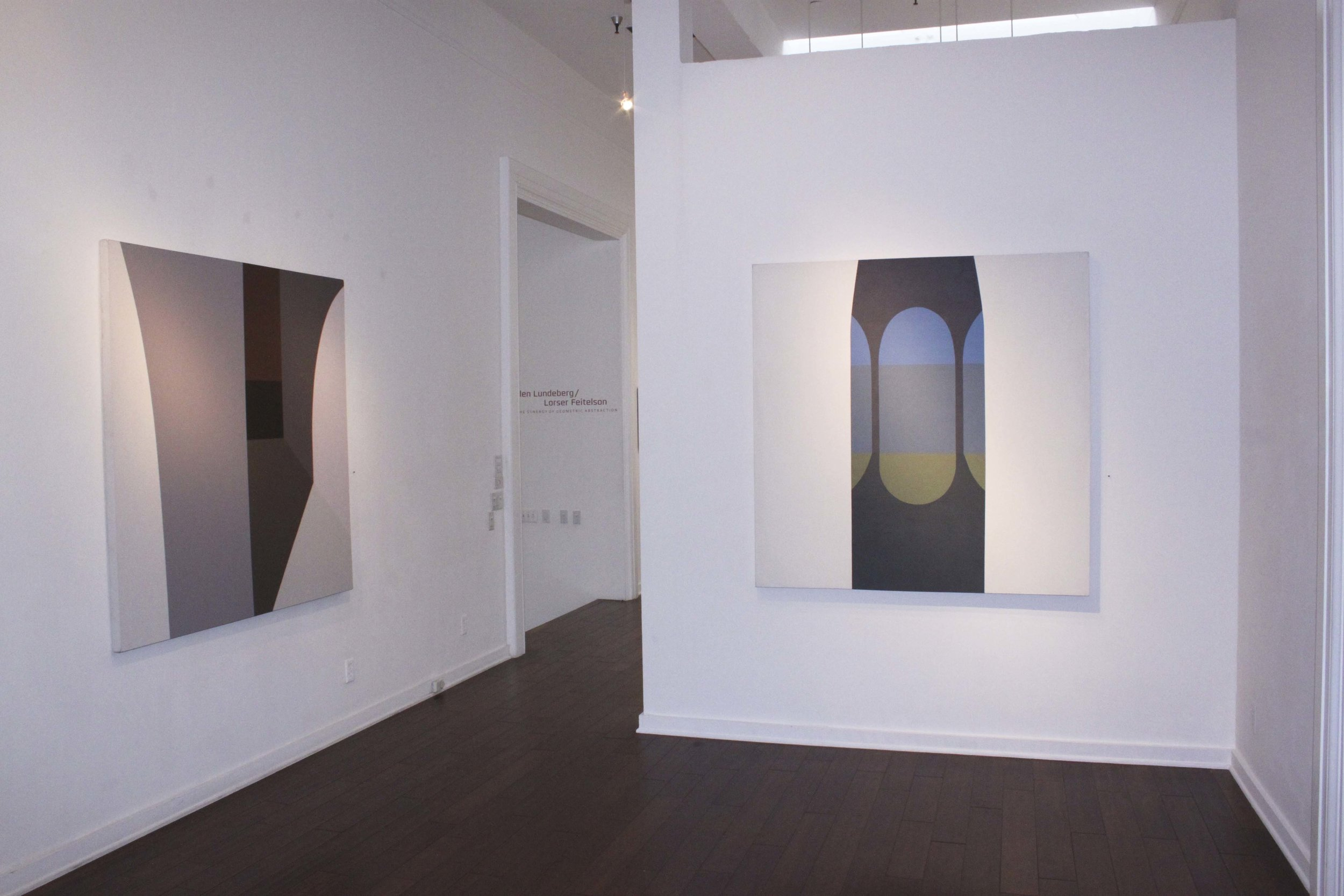 Helen Lundeberg/Lorser Feitelson and the Synergy of Geometric Abstraction