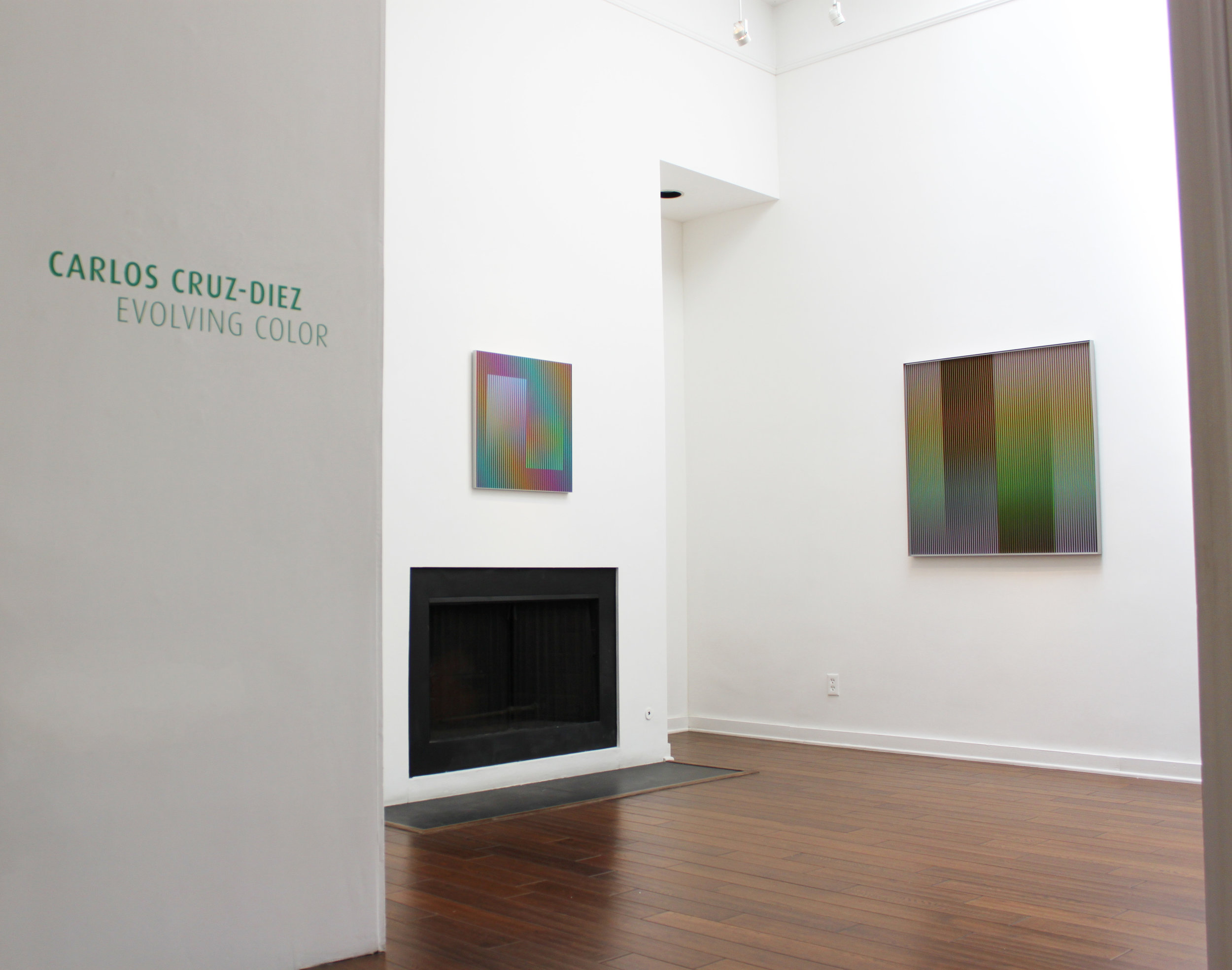 Carlos Cruz-Diez: Evolving Color