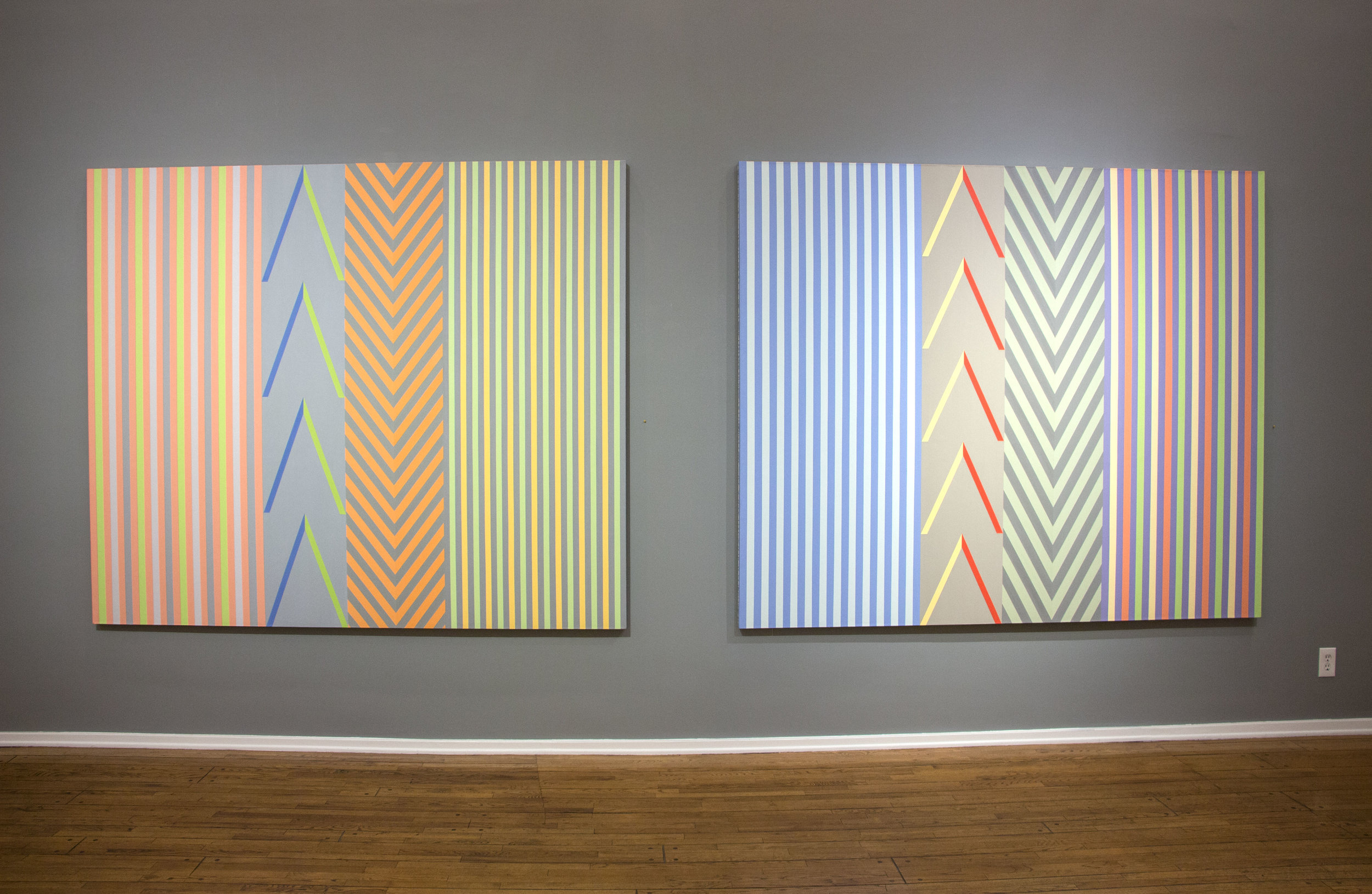 Informed by Rhythm: Recent work by James Little