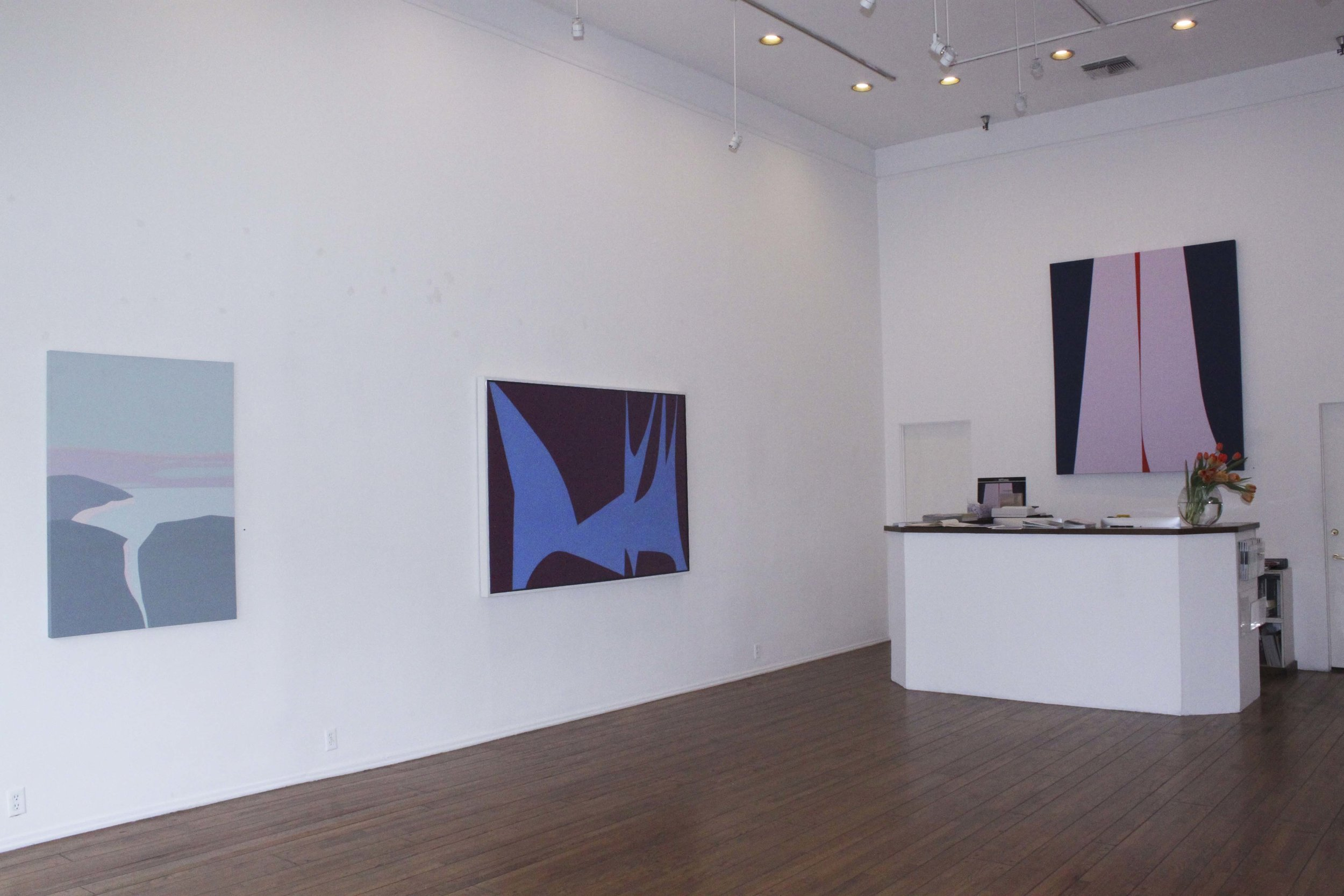 Install3.jpg Install5.jpg Helen Lundeberg / Lorser Feitleson: And the Synergy of Geometric Abstraction
