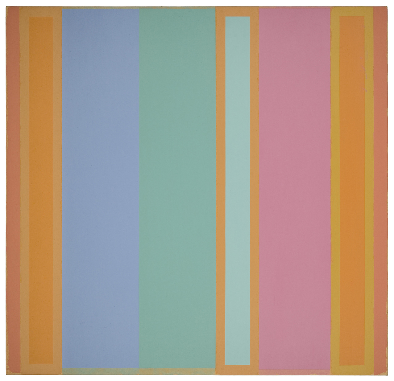 Blind Spot, 2005  acrylic on canvas 60 x 62 inches; 152.4 x 157.5 centimeters