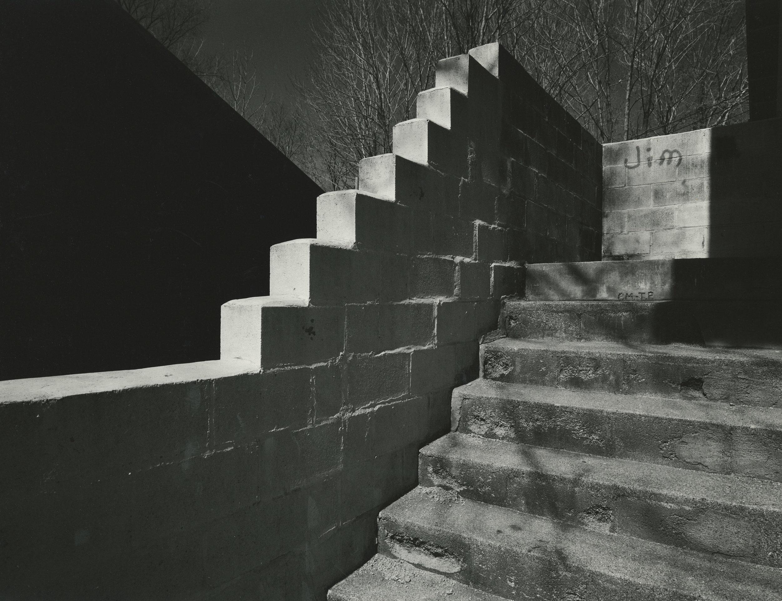 Mark Feldstein (1937-2001)   Untitled , circa 1970  vintage silver gelatin print 11 x 14 inches; 27.9 x 35.6 centimeters